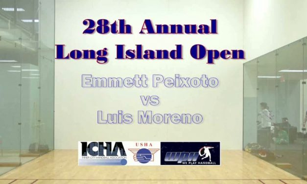 2009 Long Island Open Men's Double's Final – 1st Game
