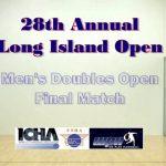 2009 Long Island Open Men's Double's Final – 2nd Game
