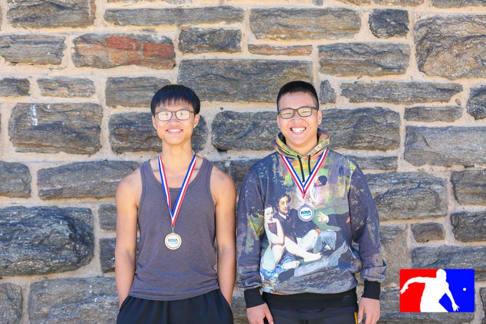 2017 High School Spring Meet – Trophy Winners