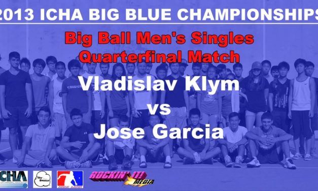 Big Ball Men's Singles Quarterfinal Match – Vladislav Klym vs Jose Garcia