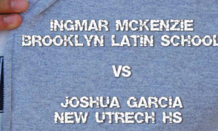 2009 ICHA Spring Meet – Boy's Singles 17 & Under Quarterfinal Match