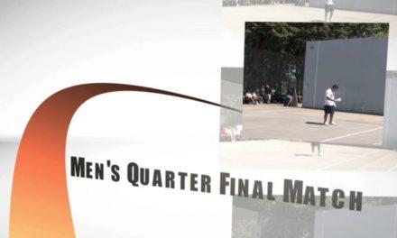 2008 Skybounce Pro Championships – Men's Quarter Final Match – William Polanco vs Yuber Castro