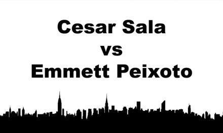 Men's Singles Pro – Quarter Final Match – Cesar Sala vs Emmett Peixoto