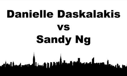 Women's Singles Pro Championship Match – Danielle Daskalakis vs Sandy Ng – Tie Breaker
