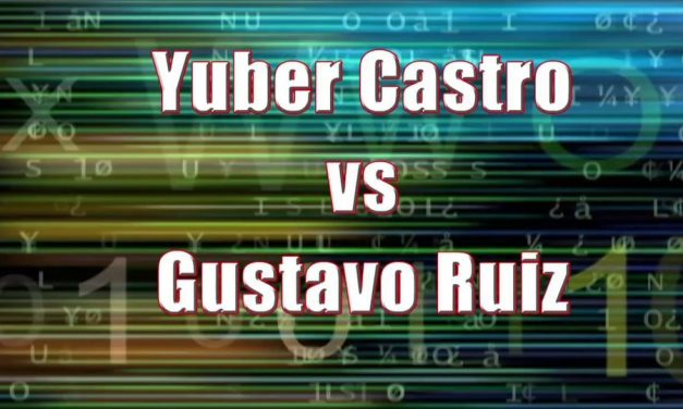 Men's Pro Singles – Quarterfinal Match – Gustavo Ruiz vs Yuber Castro