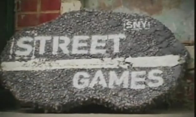 "SNY Sportsnet New York ""Street Games"""
