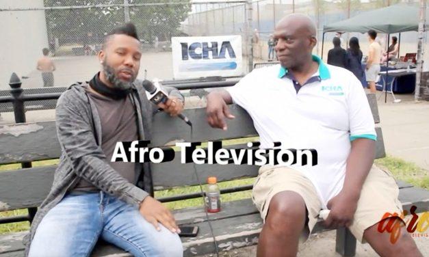 Afro TV ICHA Interview